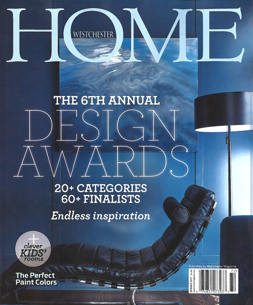 Best use of color design awards - Home magazine