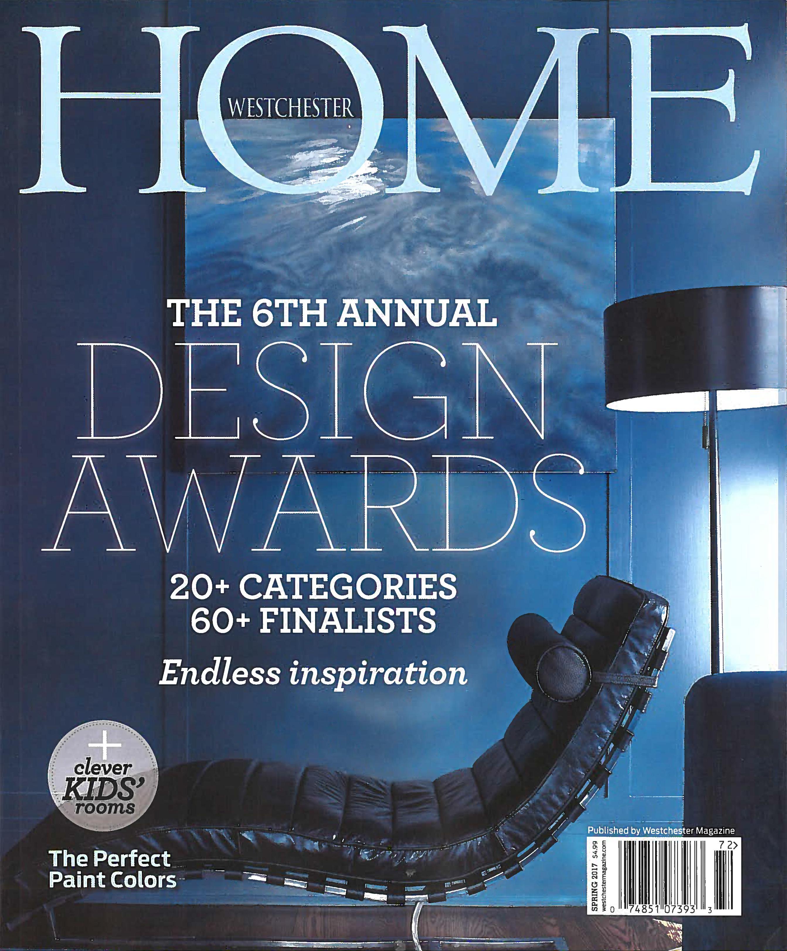 Best use of color design awards - Home magazine