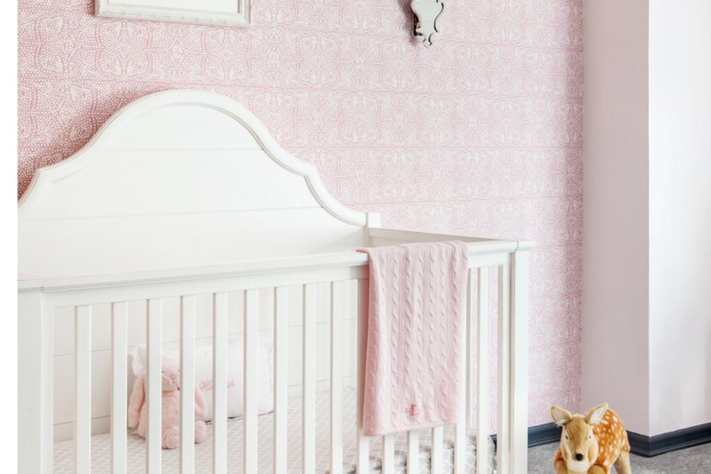 Hannahs Sophisticated Nursery 5