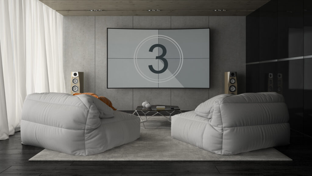 How To Design Your Modern Media Room